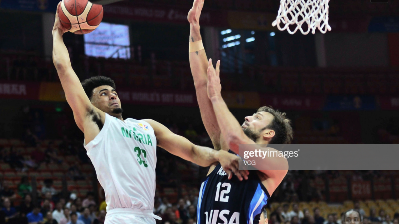 Observations On Jordan Nwora In A World Cup Game