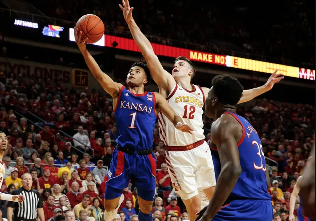 Assessing Devon Dotson, David McCormack, and Tyrese Haliburton