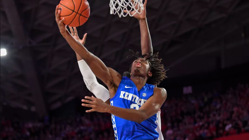 Thoughts on Tyrese Maxey, Anthony Edwards, and Ashton Hagans