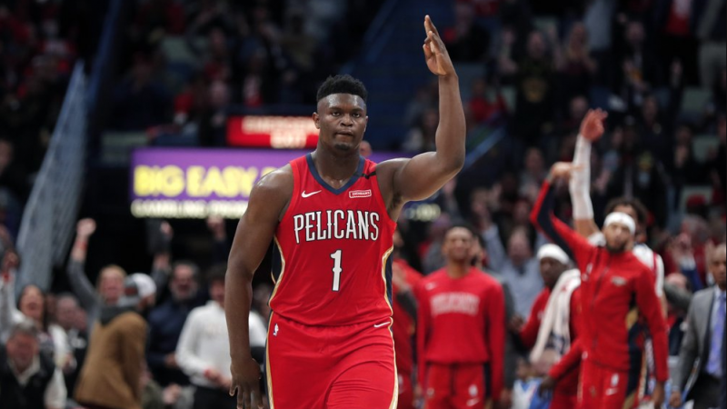 Thoughts on Zion Williamson's NBA Regular Season Debut
