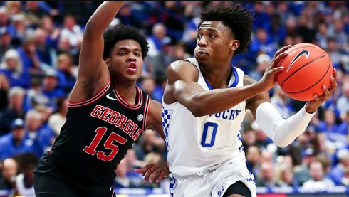 Evaluating Ashton Hagans, Anthony Edwards, and Nick Richards