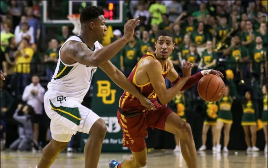 Analyzing Tyrese Haliburton in the Iowa State-Baylor Game