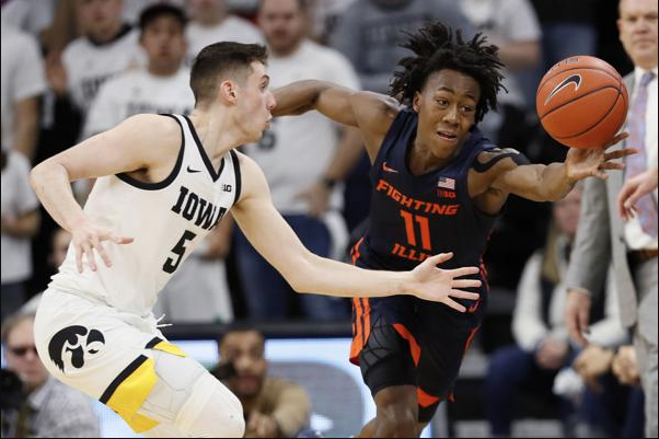 Thoughts on Ayo Dosunmu, Luka Garza, and Kofi Cockburn