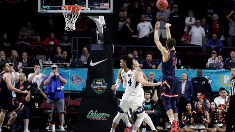 Evaluating Jordan Ford and Yoeli Childs in the WCC Tournament