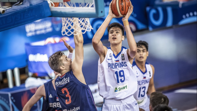 2021 Draft Watch: Assessing Kai Sotto in a U19 World Cup Game
