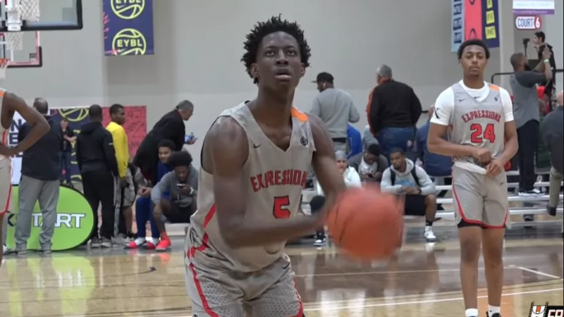2021 Draft Watch: Observations on Terrence Clarke