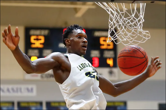 2021 Draft Watch: First Look at Moussa Cisse