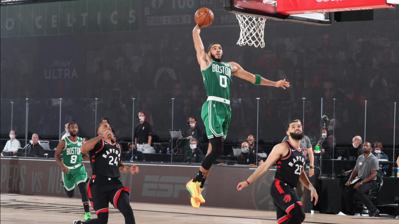 A Riveting Conclusion to the Celtics-Raptors' Series, and Denver's Surprising Game 5 Comeback Win Over The Clippers