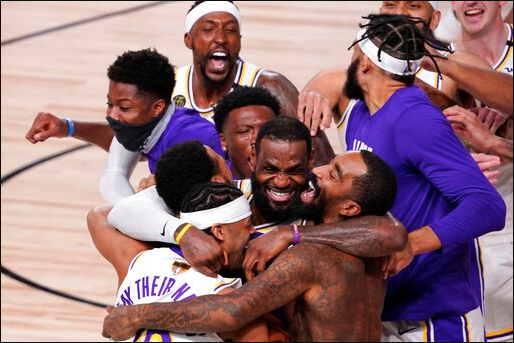 The Los Angeles Lakers Are Your 2020 NBA Champions, Thoughts on Games 5 and 6 of the 2020 NBA Finals