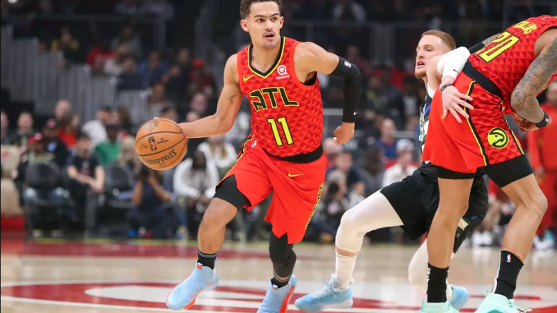 The 2019-20 Atlanta Hawks in  Review