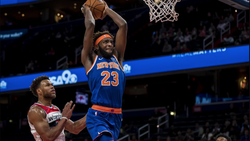 Reviewing the 2019-20 New York Knicks