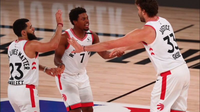 Reviewing the 2019-20 Toronto Raptors