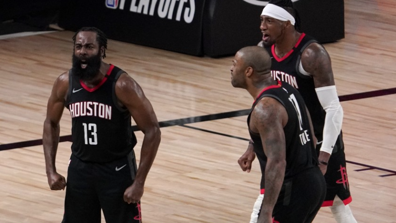Looking Back at the 2019-20 Houston Rockets