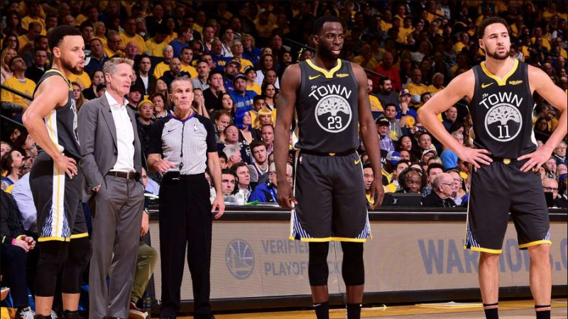 The 2019-20 Golden State Warriors in Review