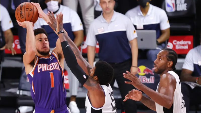 A Look Back at the 2019-20 Phoenix Suns