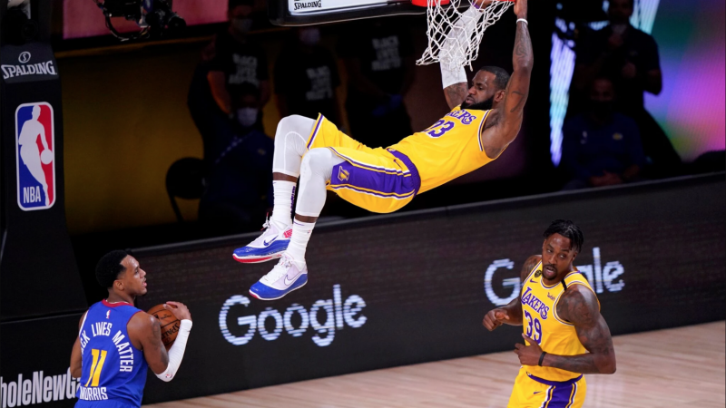 Looking Back at the 2019-20 Los Angeles Lakers