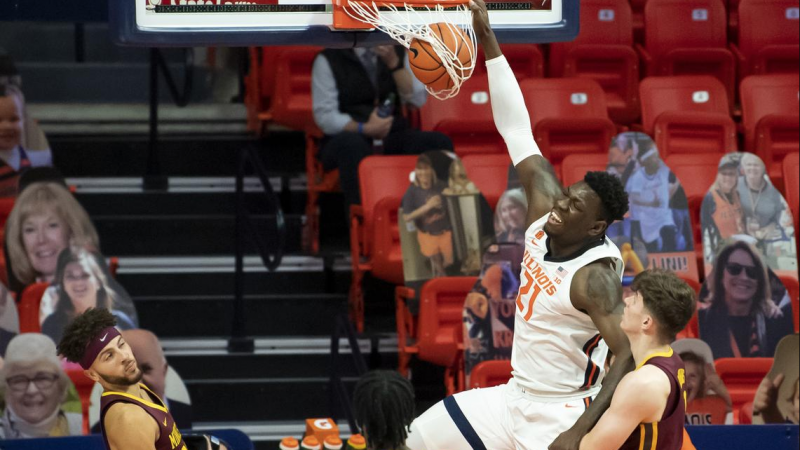 Thoughts on Kofi Cockburn, Ayo Dosunmu, and Marcus Carr