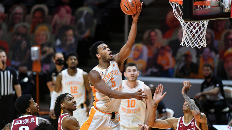 Analyzing Josiah Jordan-James, Keon Johnson, and Yves Pons in the Tennessee-Arkansas Game
