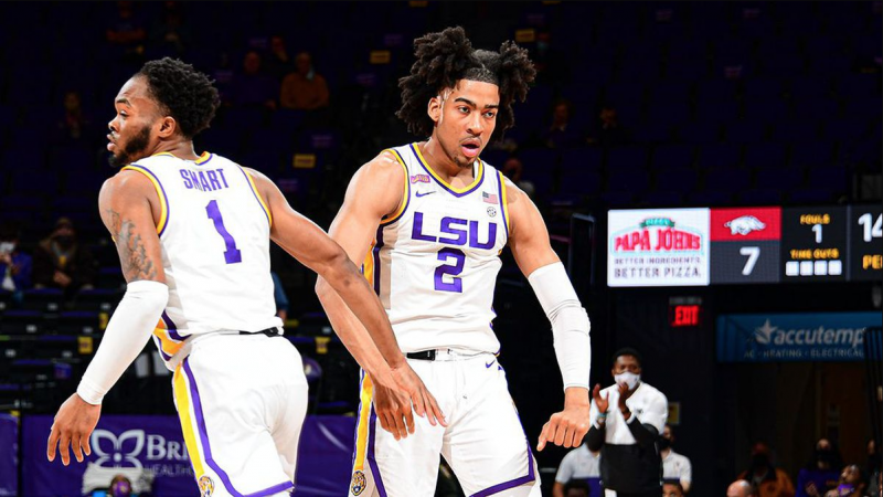 Thoughts on Darius Days, Trendon Watford, and Cam Thomas in the LSU-Arkansas Game