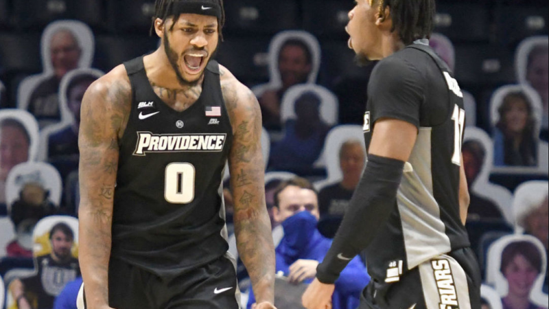 Evaluating Players in the Providence-Creighton Game