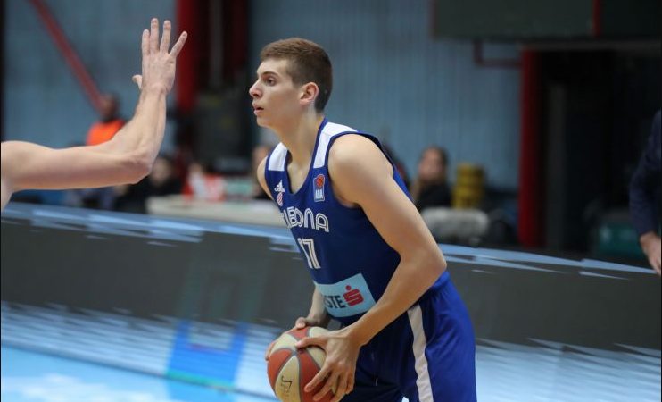 Evaluating Roko Prkacin in an Adriatic League Game