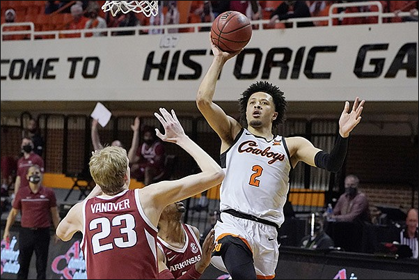 Observations on Cade Cunningham, Moses Moody, and Isaac Likekele