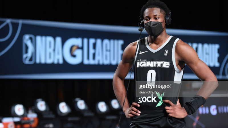 Thoughts On The G-League Ignite In Their Season Opener