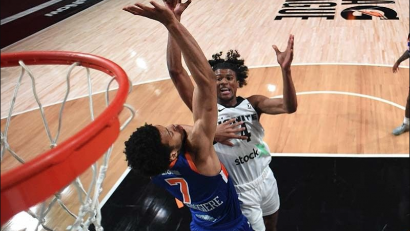 Evaluating the G-League Ignite in Their Sixth Game