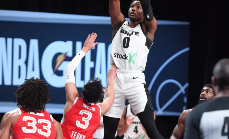 Thoughts on the G-League Ignite In Their Game Against The Memphis Hustle