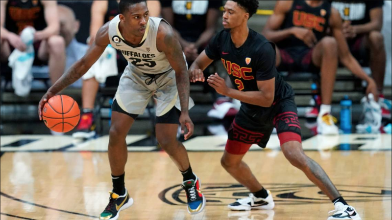 Observing McKinley Wright, Jeriah Horne, and Evan Mobley