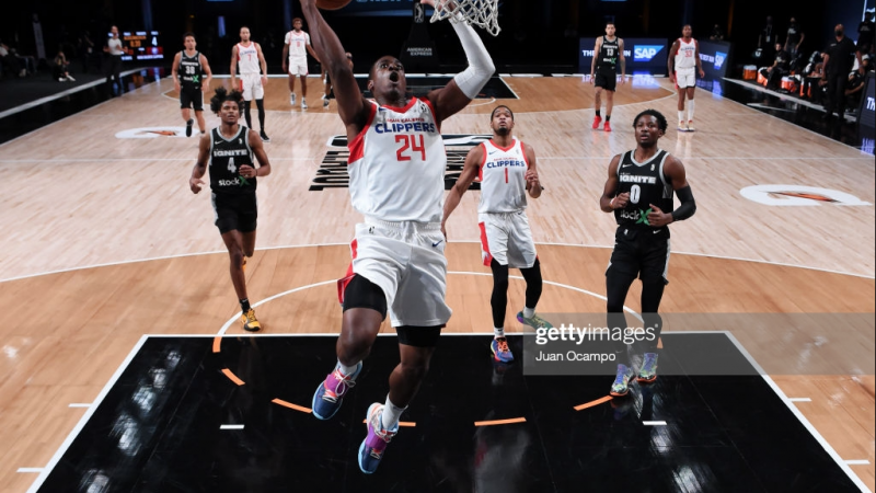 Thoughts on the G-League Ignite's Loss to the Agua Caliente Clippers
