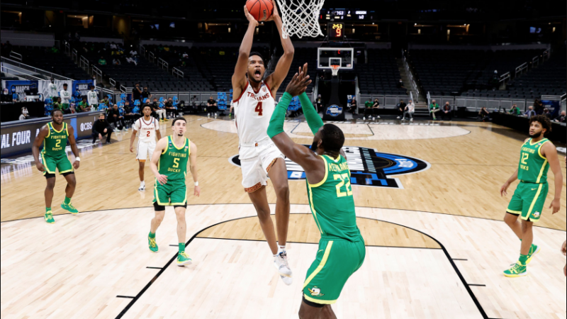 Thoughts on the USC-Oregon Game, and Other Matchups from Sunday's Sweet 16 Games