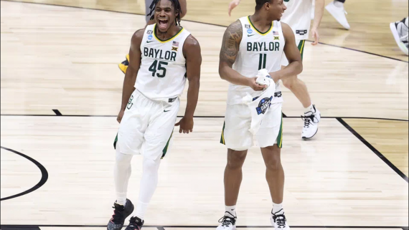 Assessing Baylor and Arkansas in the Elite Eight of the 2021 NCAA Tournament