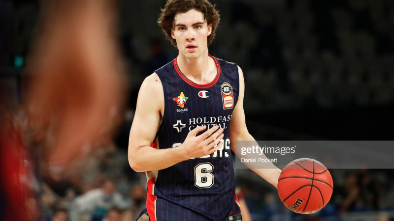Analyzing Josh Giddey in an Another NBL Game Against South East Melbourne