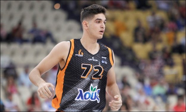 "2022 Draft Watch: First Look at Lefteris ""Lefty"" Mantzoukas"