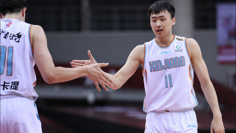 Thoughts on Lin Qi in a Chinese Basketball Association Game