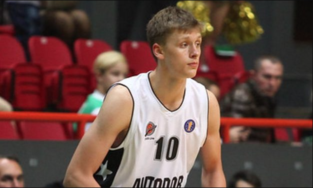 Evaluating Nikita Mikhailovskii in a VTB United League Game