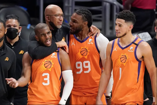 Reviewing The 2021 Phoenix Suns