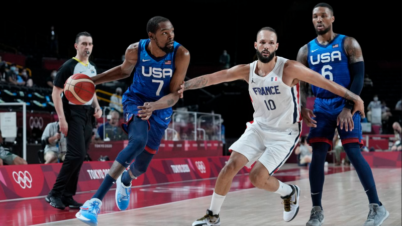 The 2020 Summer Olympics: How Each of the Men's Basketball Teams Fared