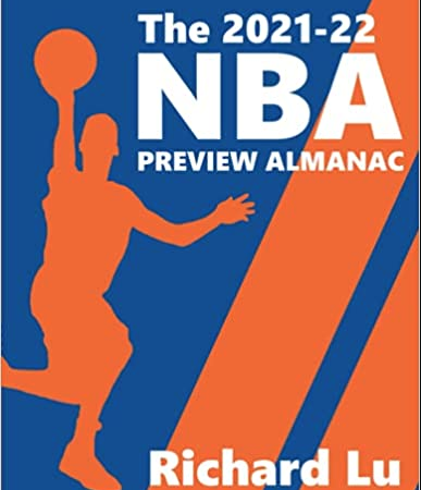 The 2021-22 NBA Preview Almanac Is Available On Amazon